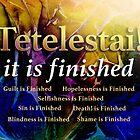 Tetelestai! by Allison Ashton