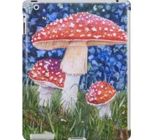 Fly Amanita iPad Case/Skin