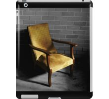 Chair by Night, Bed by Day iPad Case/Skin