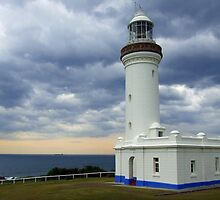 Norah Head Lighthouse by Penelope Thomas