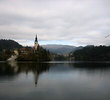Lake Bled by meegs13