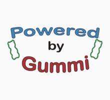 Powered by Gummi Baby Tee