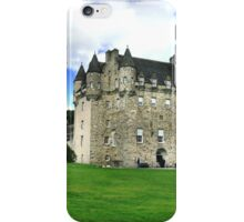 Castle Fraser, Aberdeenshire iPhone Case/Skin