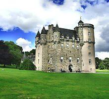 Castle Fraser, Aberdeenshire by hans p olsen