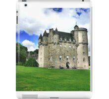 Castle Fraser, Aberdeenshire iPad Case/Skin