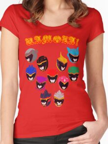 Vamola! Women's Fitted Scoop T-Shirt