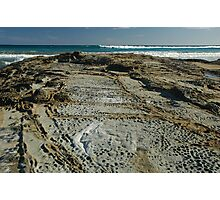 Ocean view from Great Ocean Road Photographic Print