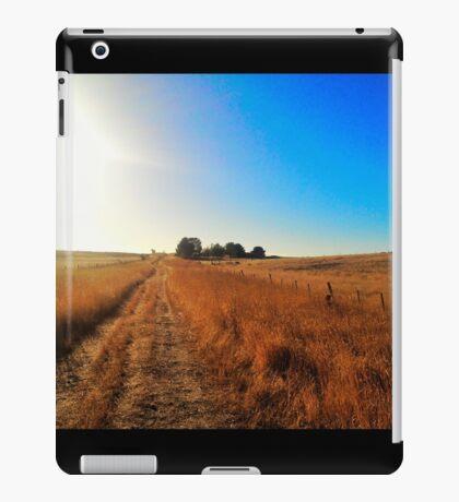 Rural Australia Landscape Print iPad Case/Skin