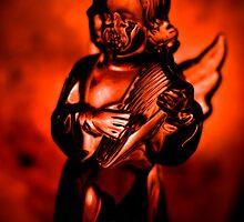 Glass Angel by Tim Smith