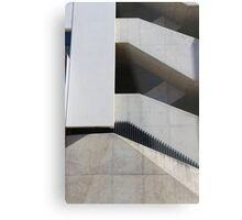 Archi' Exterior II Metal Print