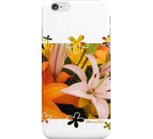 Memories of Spring ~ Lilies iPhone Case/Skin