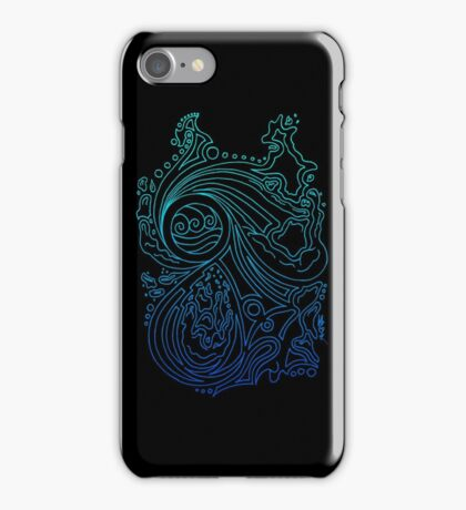 Water Spirit. iPhone Case/Skin
