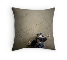 Everything Changes Throw Pillow