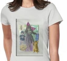 Four (is a Magic Number) Womens Fitted T-Shirt