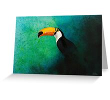 Wildlife - Toco Toucan Greeting Card