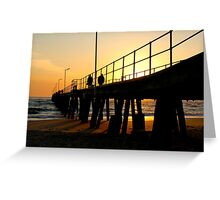 Port Noarlunga Greeting Card