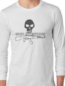Good Intentions Long Sleeve T-Shirt