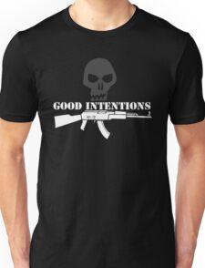 Good Intentions Unisex T-Shirt