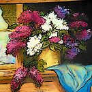 """Last Of The Lilacs"" by Susan Bergstrom"