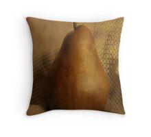 Pear Throw Pillow