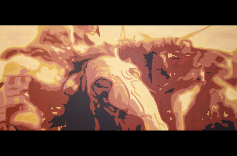Armour Of God by Gordo Stevens
