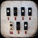 Blackpool Doorbells by eyeshoot