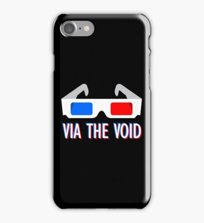 """Via The Void"" Design iPhone Case/Skin"