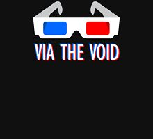 """Via The Void"" Design Unisex T-Shirt"