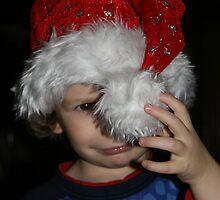 Christmas Boy by irisphotoart
