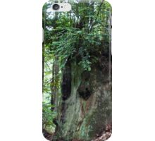 The Stump with the Fresh Green Wig iPhone Case/Skin
