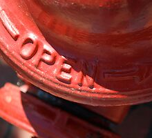 fire hydrant by colleenboston