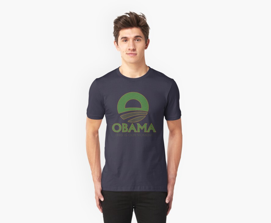 Barack Obama This is our Moment t shirt by barackobama