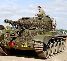 Tank by Tony Dewey