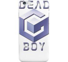 Dead B O Y iPhone Case/Skin