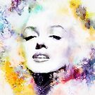 Marilyn Candle in the Wind by Shanina Conway