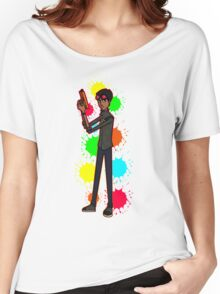 Paintball - Come With Me Women's Relaxed Fit T-Shirt