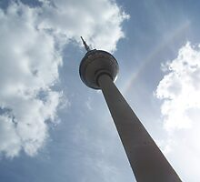 tv tower berlin by gailmarie