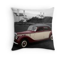 times gone by Throw Pillow