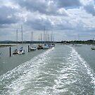 Beaulieu River by ChelseaBlue