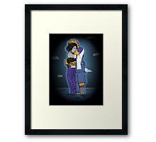 Evoking Love Framed Print