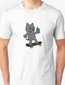 skate pupy Unisex T-Shirt
