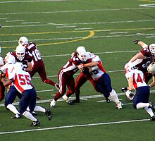 Saint Marys Huskies v.s Acadia Axemen by HALIFAXPHOTO