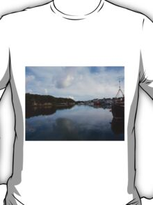 Harbour in Stornoway T-Shirt