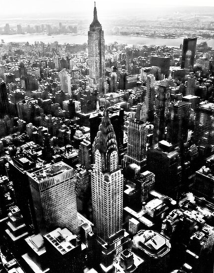 New York City by Michael Grohs