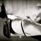 Shoes in Black and White by thedivamuse
