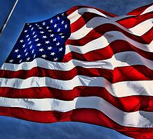 OLD GLORY! by raberry