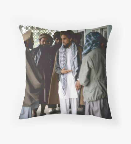 SHARIAH Throw Pillow