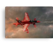 Red Arrows - Opposition Pass Canvas Print