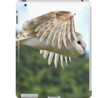 flying owl iPad Case/Skin