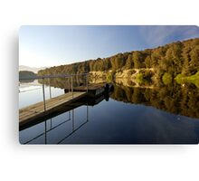 Warm Reflections Canvas Print